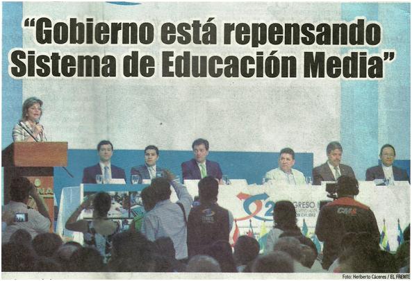 Periodico, El Frente